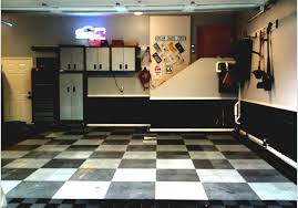 50 garage paint ideas for men masculine wall colors and cool