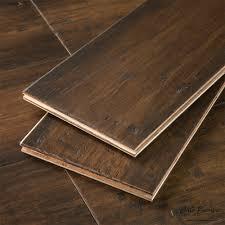 Hybrid Laminate Flooring Engineered Flooring Malibu Fossilized Wide T U0026g Hybrid Bamboo