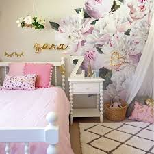 Wall Decals For Girl Nursery by 12 Nursery Trends For 2017 Peony Wall Decals And Project Nursery