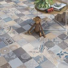 patterned floor tiles details about victorian central patterned