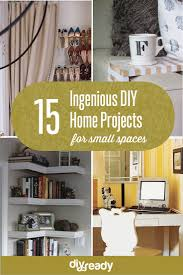 Small Spaces by Diy Home Projects For Small Spaces Diy Projects Craft Ideas U0026 How