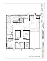 Tara Floor Plan by Sports Chiropractic Office Floor Plan 3509 Gross Sq Ft Http