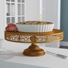 metal cake stand truax 16 metal cake stand reviews joss