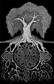 celtic knot tree by toeknuckles on deviantart