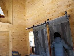 Barn Door Sliding Door Hardware by Bypass Barn Door Hardware 10ft Bypass Sliding 4 Wood Barn Door
