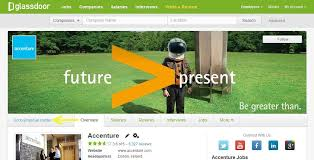 glass door accenture how to stay on top of company chatter glassdoor for employers