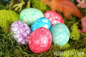dinosaur easter eggs dinosaur eggs our best bites
