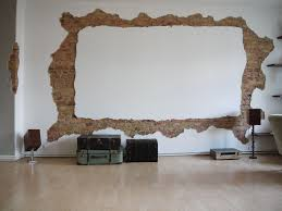 good home theater projector my homecinema screenwall projection screen bricks and screens