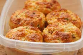 Cottage Cheese Recepies by Cottage Cheese And Egg Breakfast Muffins With Ham And Cheddar