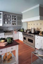 cuisine gris ardoise cuisine plan de travail bois