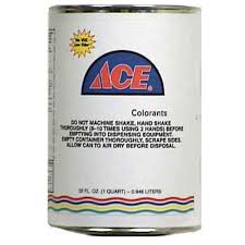ace universal machine paint colorant blue ace hardware u0026 home