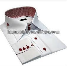 high collar men u0027s shirts italian design shirts pink checks collar