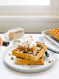 thanksgiving waffle recipe cinnamon pecan waffles u2014 fix feast flair