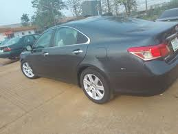 custom lexus es300 very clean 2008 lexus es 350 3 2m sold autos nigeria