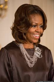 does michelle obama wear hair pieces 50 reasons to love michelle obama on her 50th huffpost