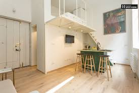 elegant studio apartment for rent in brera milan spotahome