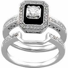 Black Diamond Wedding Ring Sets by Camo Wedding Dresses Black Diamond Wedding Ring Sets