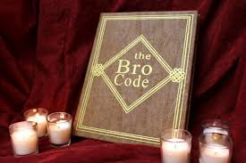 design b ro the bro code ereader kindle tablet cover journal