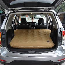 car inflatable bed outback car with the air bed chi peng car