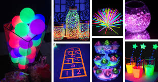 Glow In The Dark Projects  Homebnc