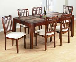 Remarkable Decoration  Seater Dining Table Splendid Design Seater - Dinning table designs