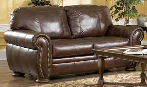 ashley leather sofa set fix small rips on lovely ashley furniture leather sofa