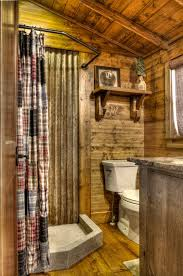 Rustic Bathroom Shower Curtains Permanent Shower Curtain Rod Reference For Rustic Bathroom With