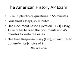 response essay outline essay writing free response and dbq ppt