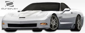corvette c5 kit 1997 2004 c5 corvette duraflex zr edition kit at
