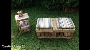 Diy Pallet Sofa Table 40 Creative Diy Pallet Furniture Ideas 2017 Cheap Recycled