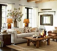 chesterfield sofa potterybarn i like chunky big lamps on table