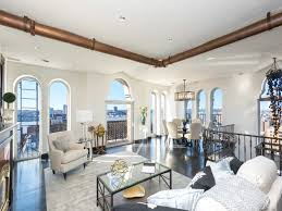 1920s Living Room by The Updated But Still Funky Uws Penthouse Atop The 1920s Level