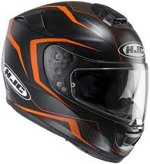 hjc motocross helmet hjc cl max 2 hjc rpha st dabin helmet r pha black orange hjc