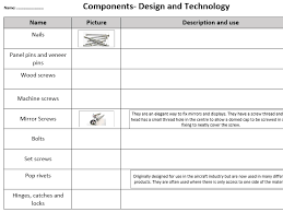 btec level 2 engineering unit 1 revision task worksheets by