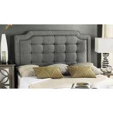 Tufted Headboard King Size King Upholstered Headboards For Less Overstock