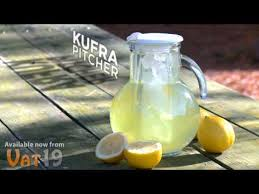 Kufra Pitcher Keeps Your Drinks Cool