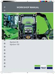 agrofarm 85 100 repair manual transmission mechanics manual
