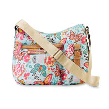 bloom purse bloom women s hobo bag butterflies