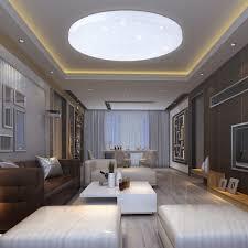 Wohnzimmer Lampen Ebay 16w Led Deckenleuchte Deckenlampe Panel Sternenhimmel Wohnzimmer