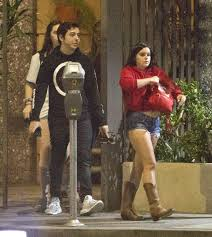 ariel winter spotted leaving maze room escape games in beverly
