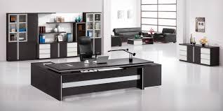 Dark Wood Office Desk Executive Cool Office Desks Ideas Showcasing Dark Wood Finishing