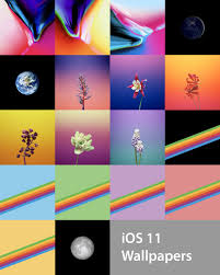 download official ios 11 wallpapers for iphone and ipad