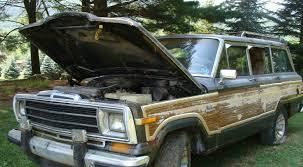 1988 jeep wagoneer worth saving 1986 jeep grand wagoneer