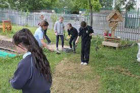 youth gardening workshops global action plan