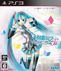 amazon com hatsune miku project diva f 2nd japan import video