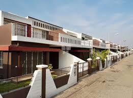 Row Houses Elevation - naiknavare dwarka row houses in talegaon dabhade pune price