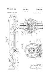patent us2588341 shuttle car google patents