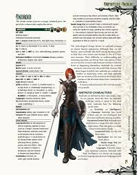 pathfinder android pathfinder bestiary 5 baddies from filth licker to nightmare