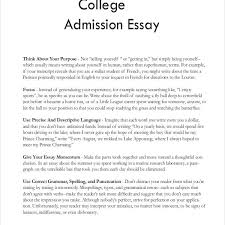 winning college essays examples 10 recommendation letter sample