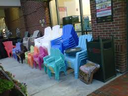 Patio Furniture Color Ideas Furniture Colorful Plastic Adirondack Chairs Target For Garden